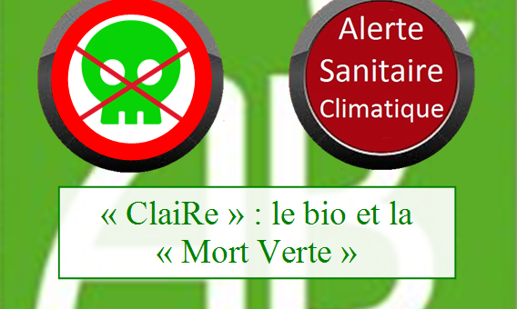 Evaluation sanitaire des produits bio avec la méthode «ClaiRe »