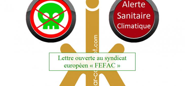 Lettre ouverte à la FEFAC – Nutrition Animale – Lien entre toxines de stockage et cirrhose humaine