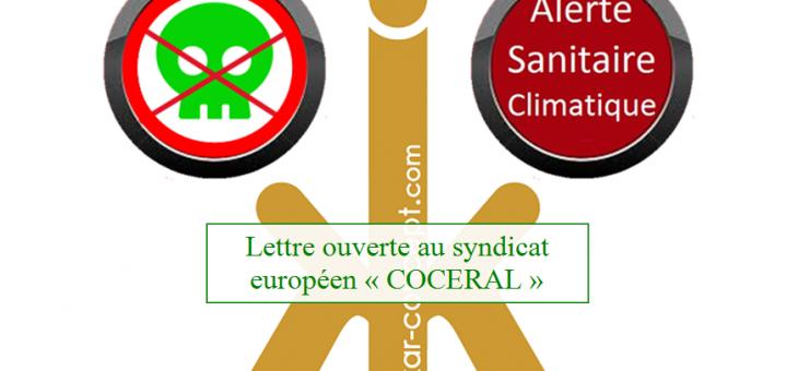 Lettre ouverte au syndicat Européen COCERAL – Lien entre toxines de stockage et cirrhose humaine
