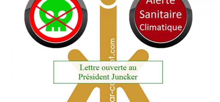 Lettre ouverte au Président de la Commission Européenne – Normes sur les toxines et les mycotoxines